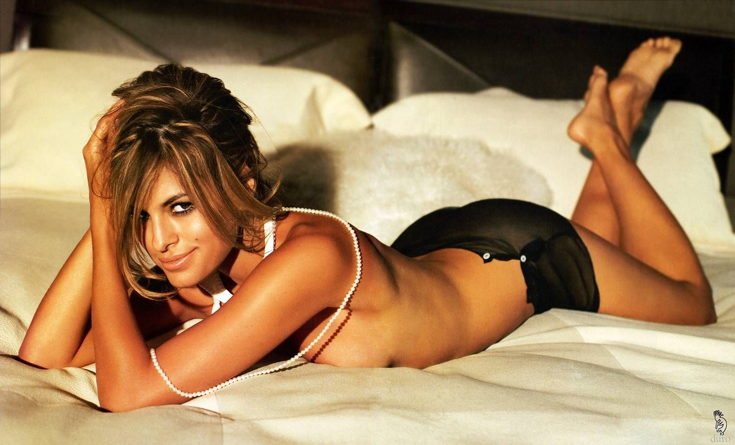 Eva mendes naked celebrity picture sexy