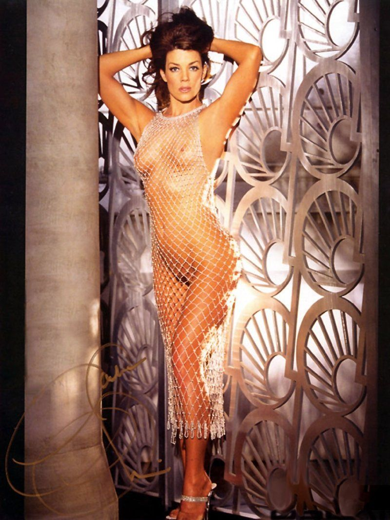 Claudia christian nude part