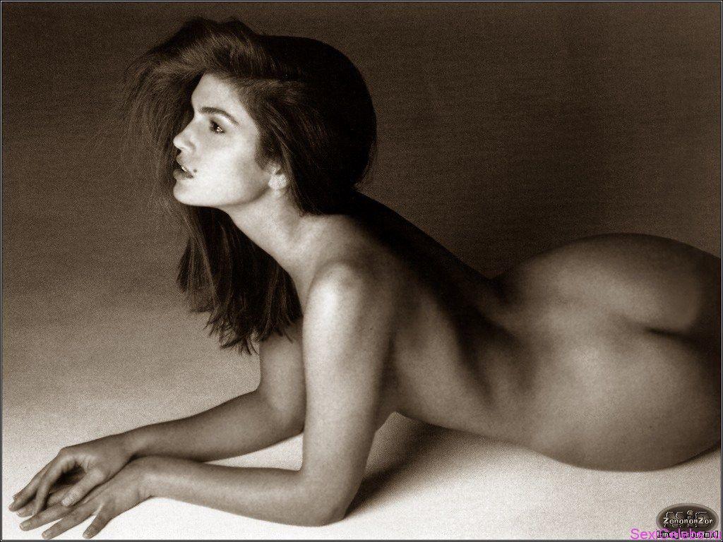 Cindy Crawford Nude Foto