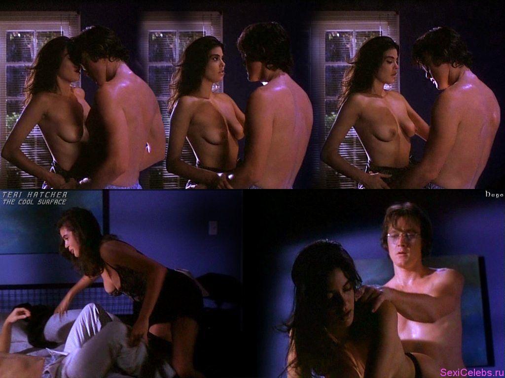 As Teri Hatcher Nude