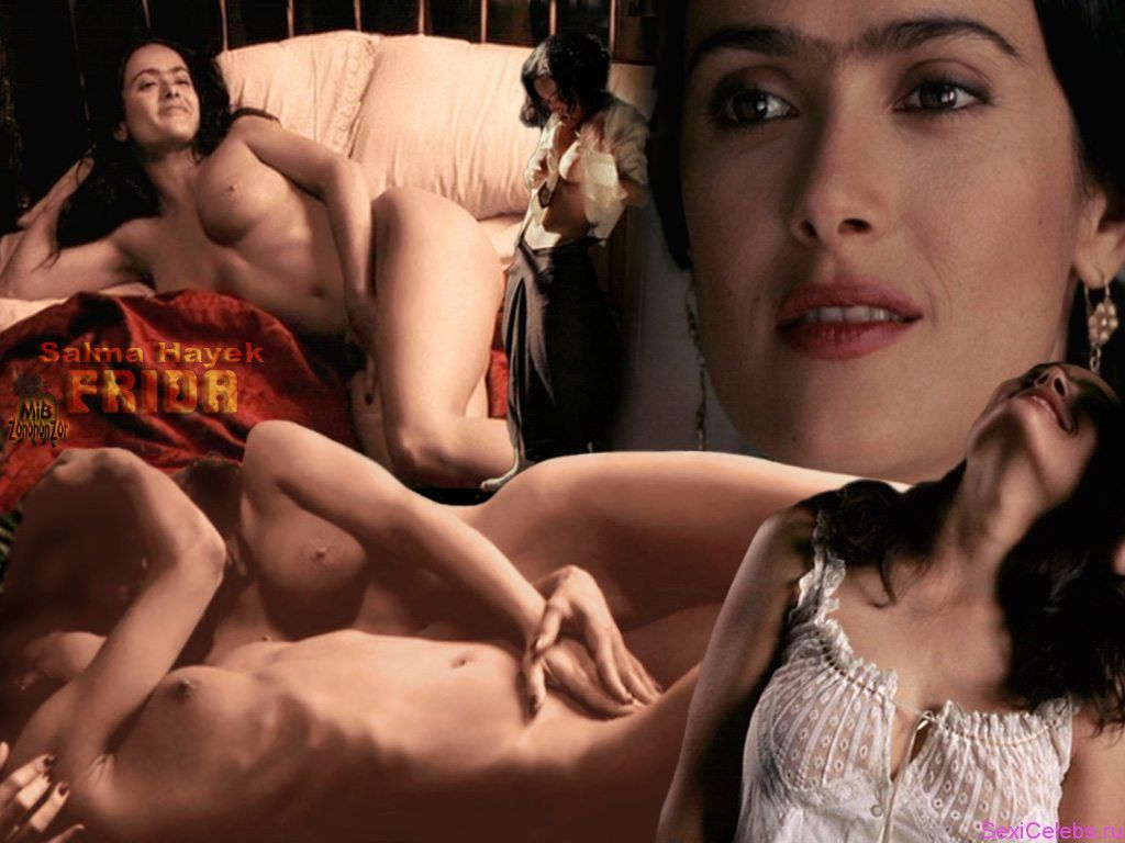 Salma Hayek Says Harvey Weinstein Forced Her Into Sex Scene In Frida