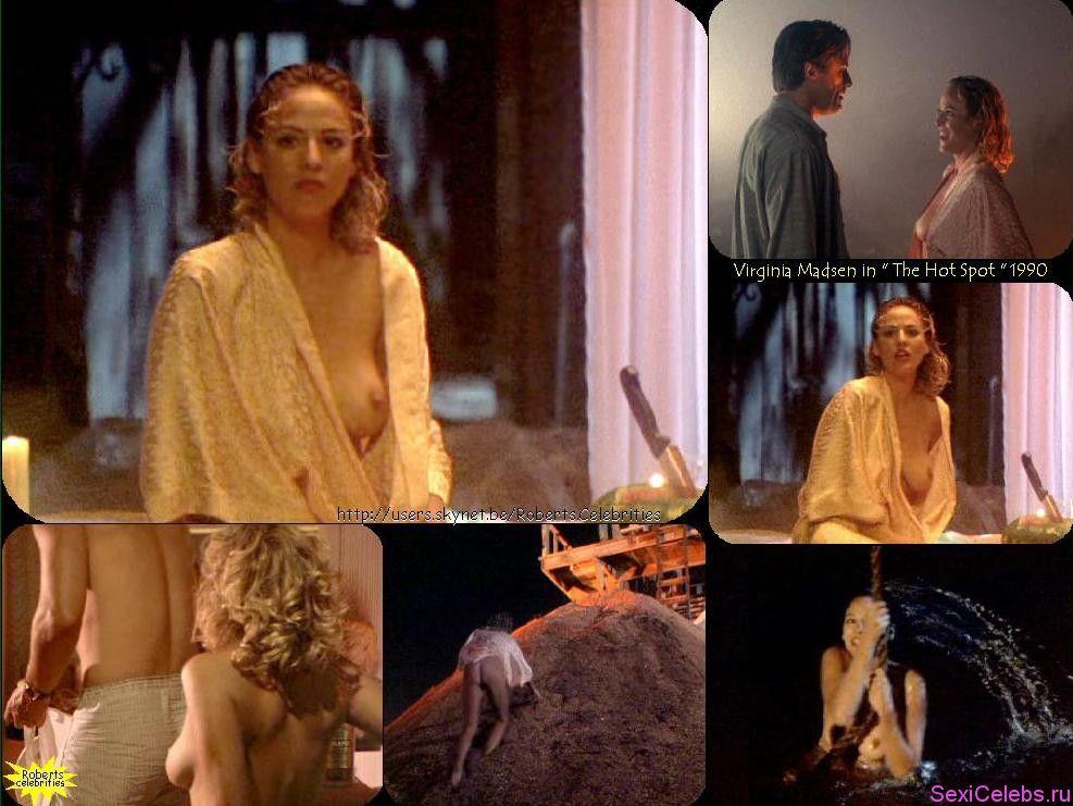 Virginia madsen nude and hot sex scene