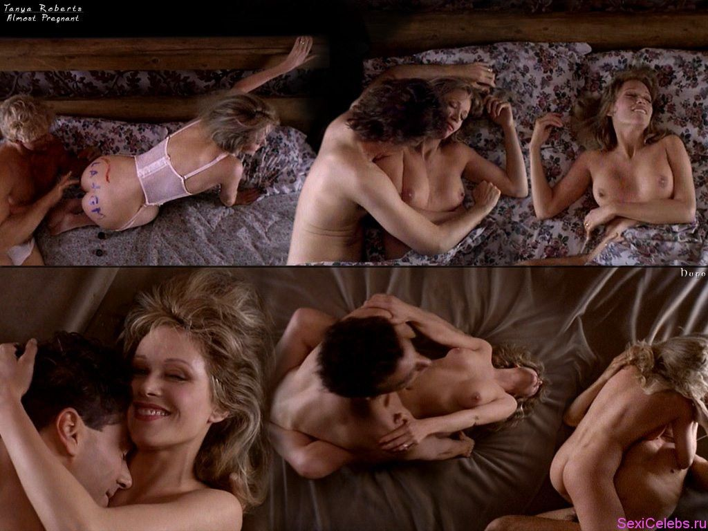 Tanya roberts nude, topless and sexy