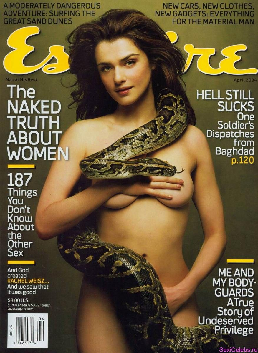 Stars go nude for magazine covers