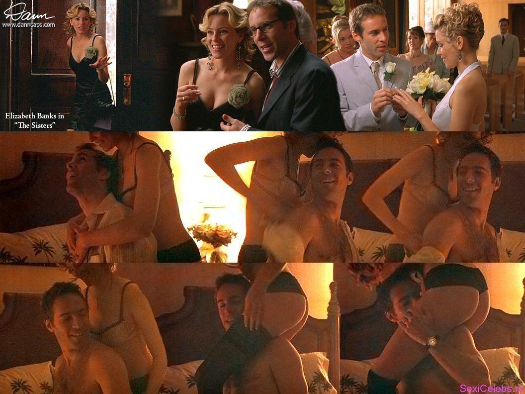 Elizabeth Banks Nude, Topless Pictures, Playboy Photos, Sex Scene Uncensored