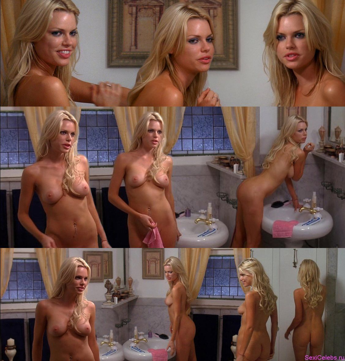 Sophie monk nude for playboy