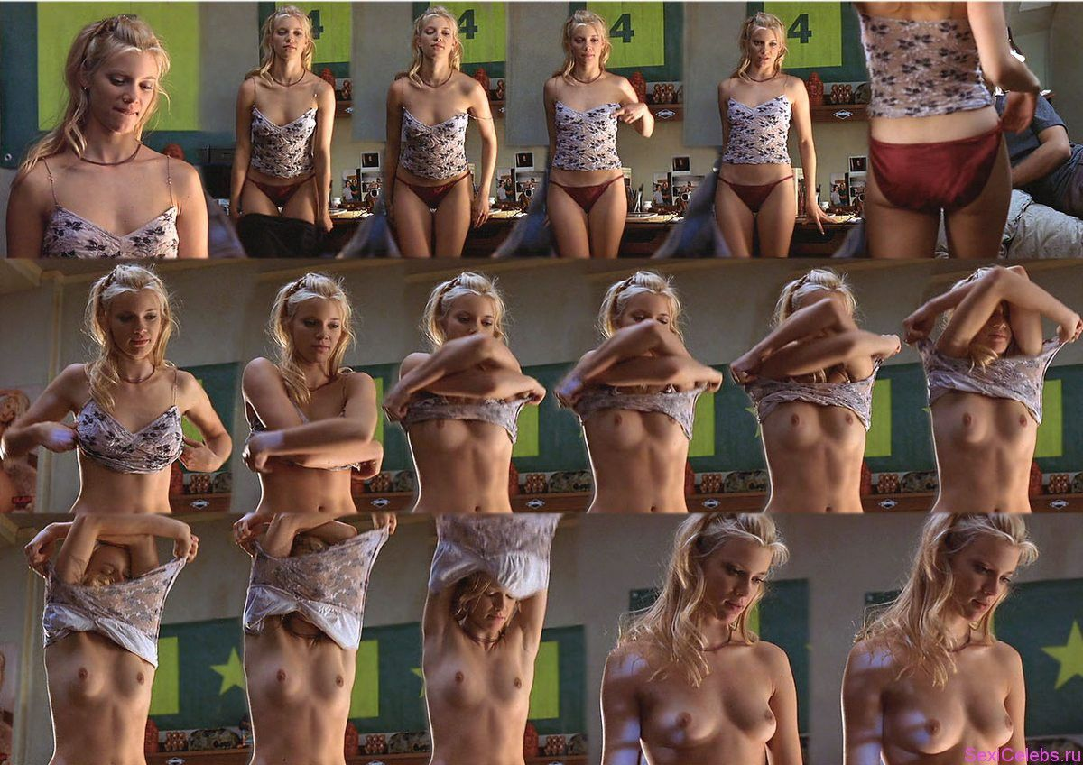 Covered Amy Smart