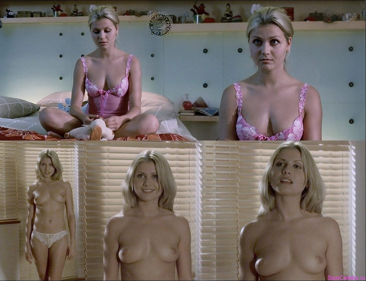 Jessica boehrs full frontal nude in eurotrip