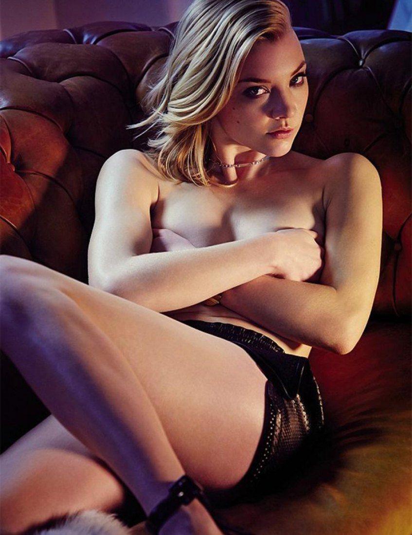 Natalie Dormer Nude Boobs And Tattooed Body
