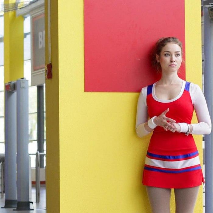 Обнаженное Фото Девушек Из Сериала Молодежка