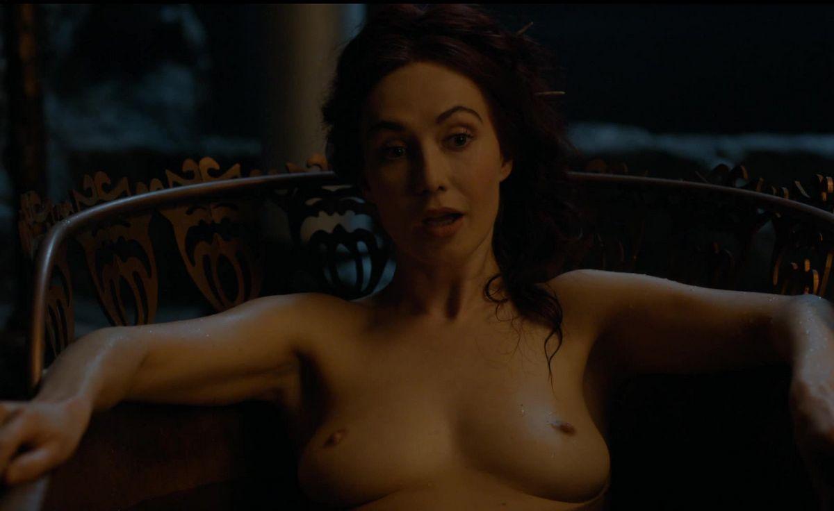 Nackt  Catherine Burns BBC